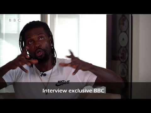 Adebayor Sheyi interview exclusive avec Ata Ahli AHEBLA