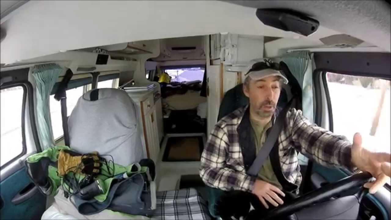 how to close an rv for winter