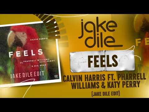 ►►► [ FUTURE HOUSE ] Calvin Harris ft. Pharrell Williams & Katy Perry - Feels (JAKE DILE EDIT) ◄◄◄