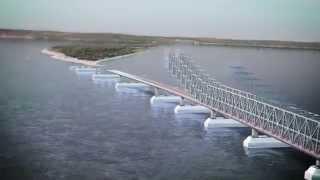 Мост Россия Крым через Керченский пролив(, 2014-06-19T15:05:22.000Z)