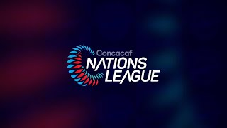 Concacaf Nations League Infographic