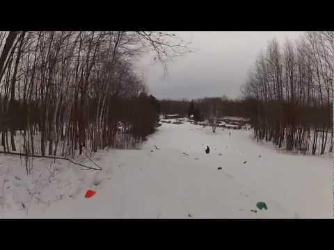 Mountainview Nordic Ski Cross 2012 - Go Pro