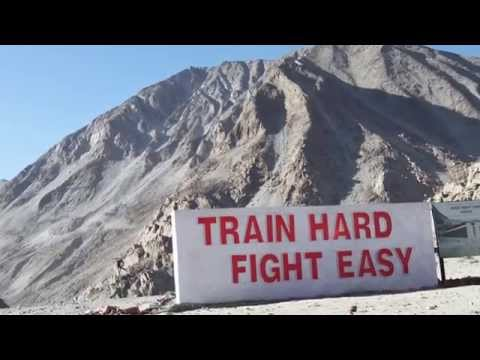 Leh-Ladakh bike tour 2014 by PERFECT BIKERS, PUNE Part-3 (watch in HD)
