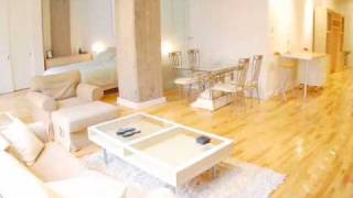 Florence Loft: Montreal Viger Furnished Apartment Rental