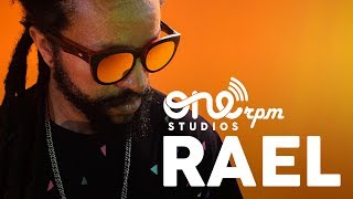 "Rael - Aurora Boreal ""Medley Acústica"" - ONErpm Studios Ses..."