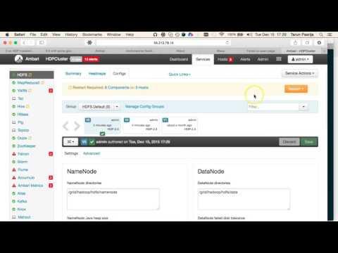 Hue 3 on HDP installation tutorial | Hue, the self service