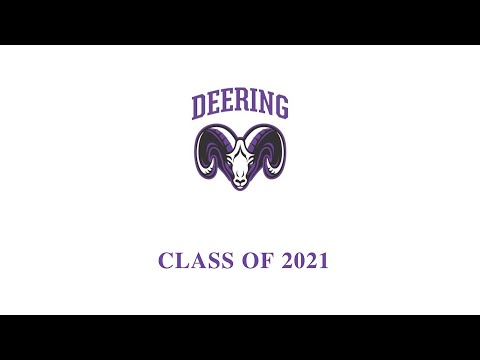 2021 Deering High School Graduation June 2, 2021