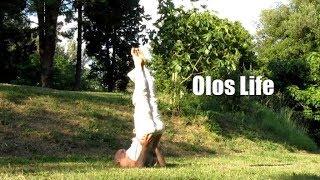 Olos life - Dynamic Yoga - Wheel - Body flexibility (lezioni di yoga per il benessere psico-fisico)