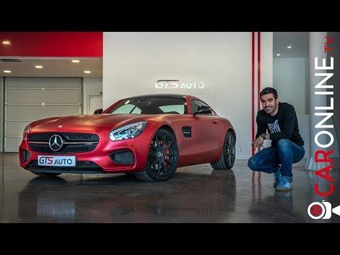 MELHOR que PORSCHE 911? | Mercedes-Benz AMG GT [Review Portugal]