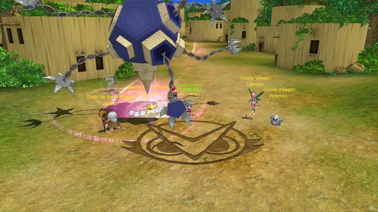 Digimon masters online unlock village of smiles map youtube digimon masters online unlock village of smiles map negle Images