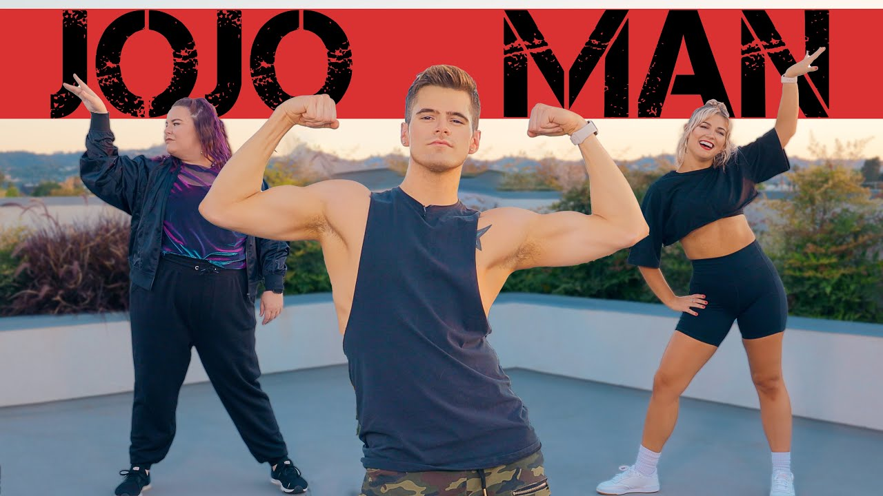 Man - Jojo | Caleb Marshall | Dance Workout