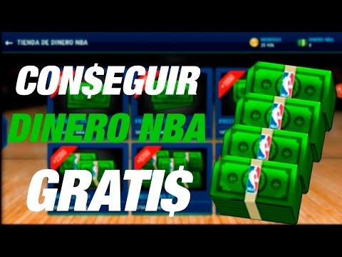 NBA LIVE MOBILE   COMO CONSEGUIR DINERO NBA GRATIS!! (FIABLE)