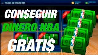 NBA LIVE MOBILE | COMO CONSEGUIR DINERO NBA GRATIS!! (FIABLE)