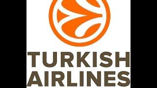 Anadolu Efes - Zalgiris Kaunas Maçı CANLI YAYIN Basın Toplantısı