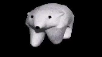Walking Polar Bear Gif Meme Youtube
