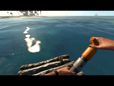 "Stranded Deep Alpha 0.02 Gameplay / Let's Play (S-3) -Part 1- ""Update 0.02"""