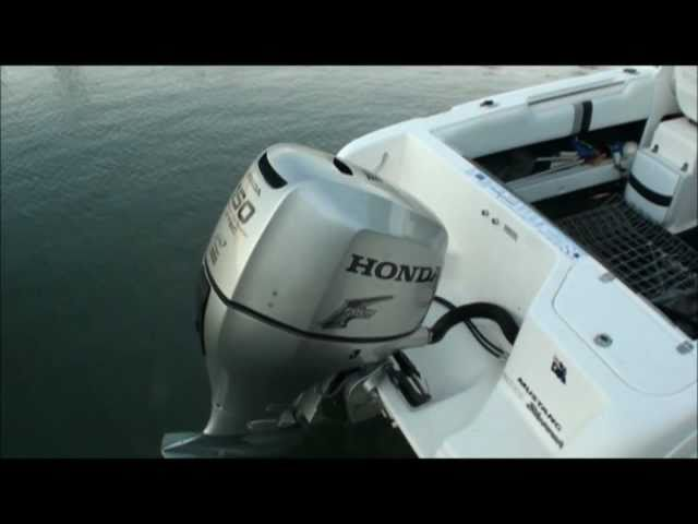 Honda Outboard Motor 150 HP Engine Review