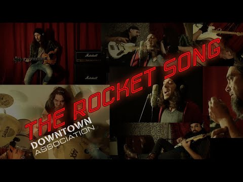 Downtown Association - The Rocket Song (Official Video Clip)