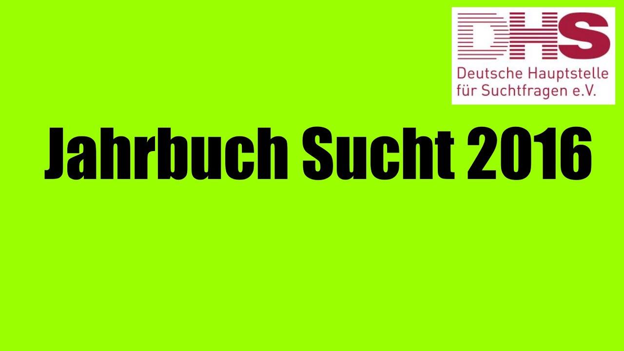 Jahrbuch Sucht