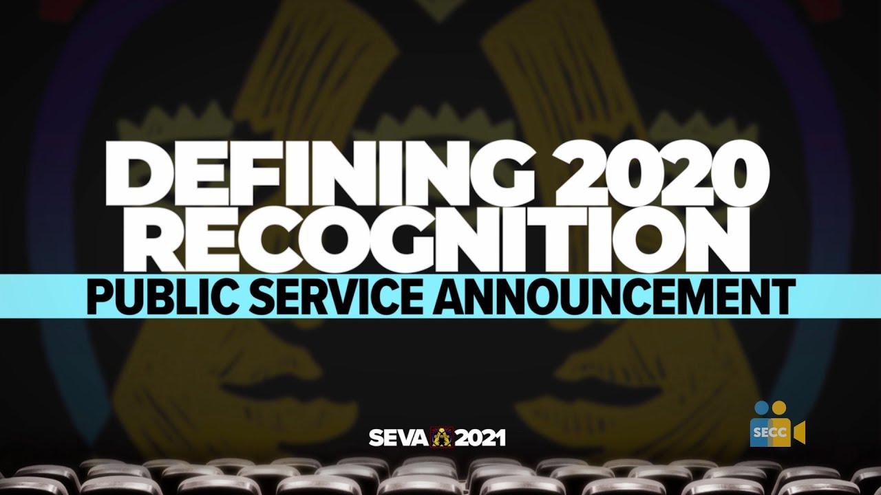 SEVA 2021: Defining 2020 – PSA