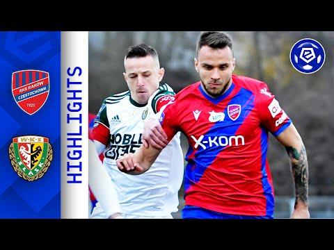 Rakow Slask Wroclaw Goals And Highlights