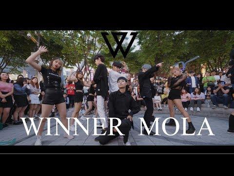 [KPOP IN PUBLIC] WINNER(위너) - 'MOLA(몰라도 너무 몰라)' Full Cover Dance 커버댄스 4K
