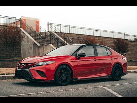 2020 Toyota Camry TRD Review