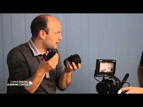 Canon EOS HD Video Tutorials: Follow Focus Systems