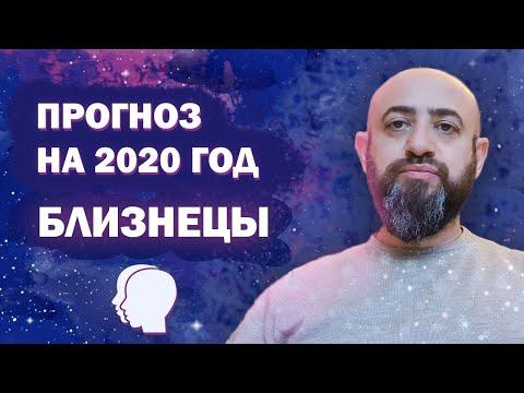 Гороскоп БЛИЗНЕЦЫ 2020 год / Ведическая Астрология
