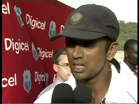 Post match presentation, West Indies vs INDIA, 2nd Test 2006