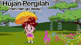 Hujan Pergilah (rain rain go away) 2 | Lagu Anak Indonesia
