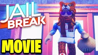 The Escape - Roblox Jailbreak Movie (Roblox Animation) | KreekCraft & MyUsernamesThis