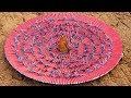 JABBAR EXPERIMENT WITH  RED BIJILI CRACKERS | BEST DIWALI CRACKERS EXPERIMENT |