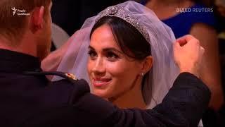 Відео церемонії королівського весілля в англійському Віндзорі