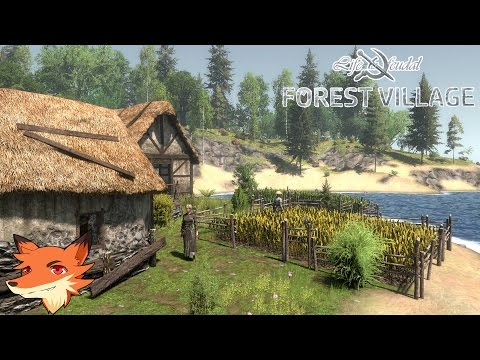 Life is Feudal: Forest Village - Un jeu de stratégie à la Banished ! || P&G [FR]