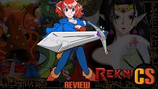 REKNUM - PS4 REVIEW (Video Game Video Review)