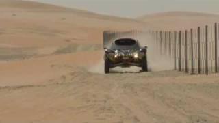 vuclip Team Saluki Abu Dhabi Desert Challenge 2010 Day 3