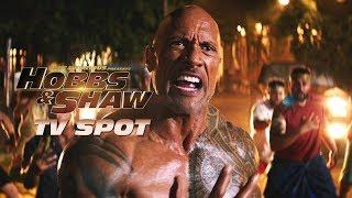 Fast & Furious Presents - Hobbs & Shaw - TV Spot (Locked & Loaded)