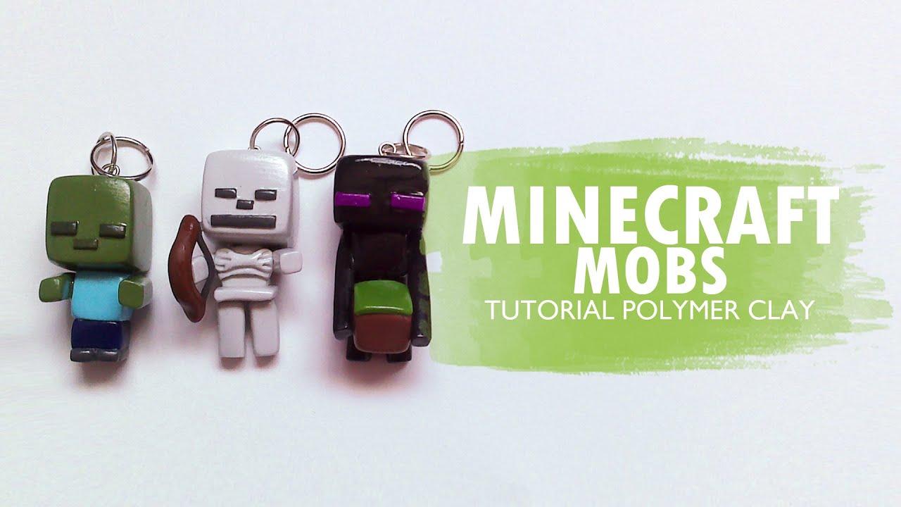 Minecraft Mobs  Zombie  Skeleton  Enderman