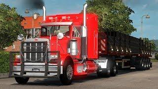 [1.30] Euro Truck Simulator 2 | Peterbilt 378 v 3.0 | Mods