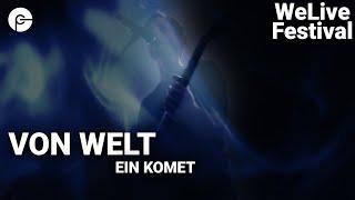 VON WELT - Ein Komet | WeLive - Das Online-Musikfestival | Corona Special