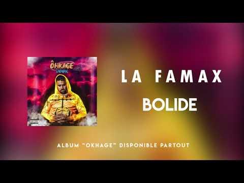 Youtube: La Famax – Bolide