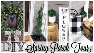 Spring Porch Tour 2019 | DECORATE WITH ME!