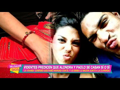Videntes predicen que Alondra y Paolo se casan sí o sí - Válgame Dios