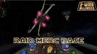 X-Wing Alliance Walkthrough [1080p] Mission 45: Raid Mercenary Base