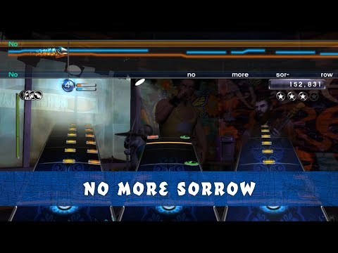 """No More Sorrow"" Linkin Park - Rock Band 3/Phase Shift Custom"