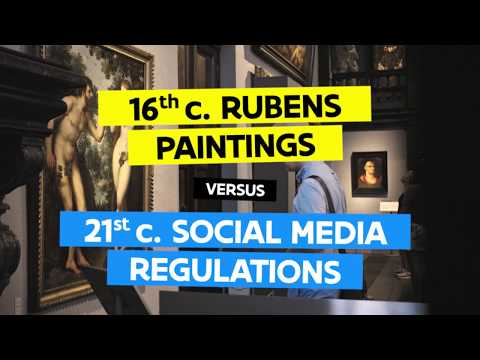 Social media doesn't want you to see Rubens' paintings