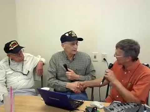 D DAY broadcast Albany American Legion Post ten