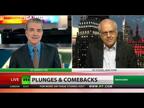 US economy 'in for a rough ride here on out' – Richard Wolff