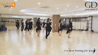 I've Been Waiting For You - Line Dance (GD-Nuline Dance Korea)